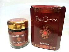 Bakhoor * la pierre rouge * par banafa oud meilleur bukhoor Parfum Encens