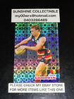 2008 AFL CHAMPIONS HOLOGRAPHIC FOIL CARD NO.9 SIMON GOODWIN ADELAIDE CROWS