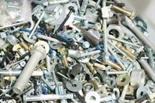 25 Lbs Assorted Loose Steel Hardware Nuts Bolts Screws Washers Bulk