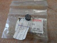 NOS OEM Yamaha Crankshaft Blind Plug 1968-00 RT100 DT1 MX125 RS100 214-15385-00
