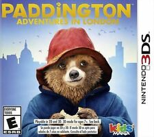 Paddington Adventures In London RE-SEALED Nintendo 3DS 3 DS 2 2DS XL GAME