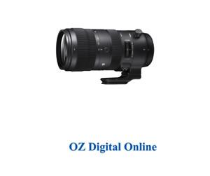 New Sigma 70-200 F2.8 DG OS HSM   Sport (Nikon) Lens 1 Year Au Warranty