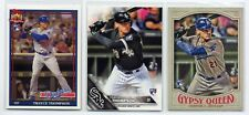 (3 DIFFERENT) TRAYCE THOMPSON Rookie Card RC LOT 2016 Topps ++ Chicago White Sox
