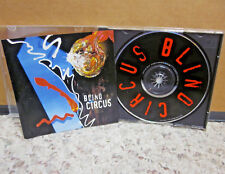 BLIND CIRCUS blues-rock Toledo harmonica CD indie Ohio 2000 Reggie Ramsdell