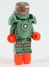 LEGO IRON MAN DEEPSEA SCUBA ARMOR MINIFIGURE 76048 - MARVEL SUPERHEROES AVENGERS