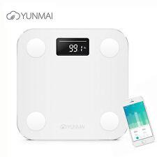 YUNMAI Mini Smart Weight Body Scale Digital BMI Bluetooth iOS & Android Wireless