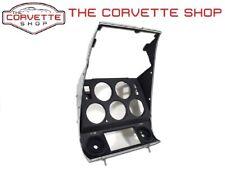 C3 Corvette Center Gauge Bezel Small Gauges Metal Trim 1969-1971 2130