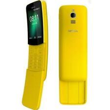 Nokia 8110 4G - 4GB - Yellow (Sbloccato) (Dual SIM)