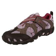 Scarpe casual medio marrone per bambini dai 2 ai 16 anni