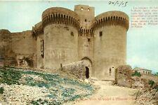 Carte Fort St ANdré à VILLENEUVE LES AVIGNON Descriptif