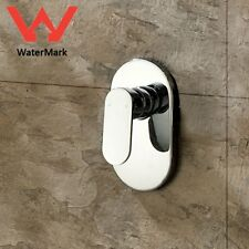 Chrome Bathroom Laundry Sink Wall Basin Spout Tap Shower Mixer AU WELS WATERMARK