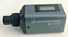 SENNHEISER SKP100 G3 PLUG IN TRANSMITTER BAND A-EW 100 PRE OWNED NO BATTERY