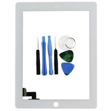 New White Touch Screen Digitizer Replacement Front Glass Display For iPad 2 UK