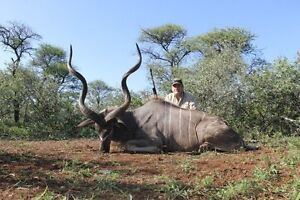 7  DAY AFRICAN HUNT - So. Africa for 2 Hunters $1000 credit after the 3rd animal