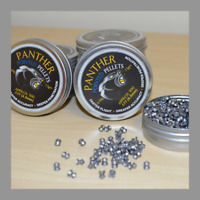 AirForceOne® PANTHER Pointed .177/4.5mm Airgun Pellets (500ct) Free P & P
