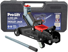 Pro Lift F 2315pe Grey Hydraulic Trolley Jack Car Lift With Blow Molded Lbs