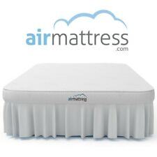 Air Mattress King Size Inflatable Bed Built-in High Capacity Airbed Pump