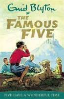 Famous Five: 11: Five Have A Wonderful Time, Blyton, Enid, New, Book