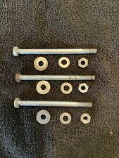 Honda S90, Super 90 engine mounting bolts