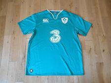 Authentic Canterbury CCC IRFU Irish Rugby Football Union Jersey Kit Mens XL