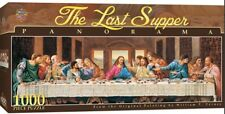 The Last Supper 1000 piece panoramic jigsaw puzzle  990mm x 330mm  (mpc)