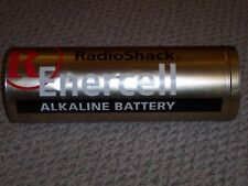 Advertising Bank, Radio Shack Enercell Alkaline Battery Bank