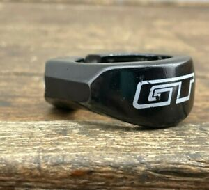 GT Seat Clamp Old Mid School BMX Freestyle Performer Piston Black Race 90s