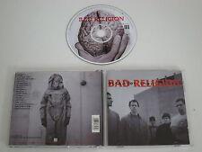 BAD RELIGION/STRANGER THAN FICTION(DRAGNET 50+477343 2) CD ALBUM