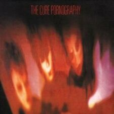 "The CURE ""Pornography (remastered)"" CD NUOVO"