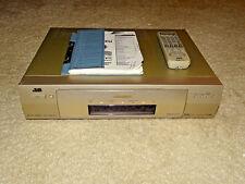 JVC hr-s9700 High-End S-VHS et Video Recorder con BDA/FB, 2 ANNI GARANZIA