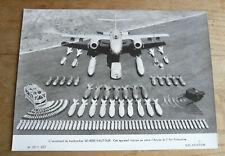 Photo SUD – AVIATION N° 037 – L'armement du bombardier SO-4050 VAUTOUR