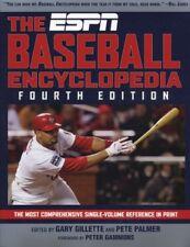 The ESPN Baseball Encyclopedia, Fourth Edition (ES