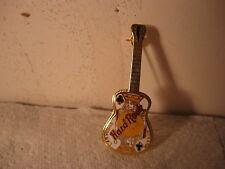 Hard Rock Cafe Pin Las Vegas  GUITAR lapel hat