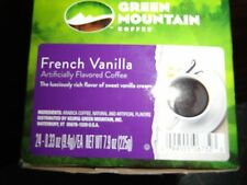 Green Mountain - French Vanilla - 24 ct Single Serve Cups