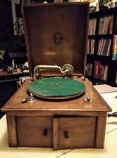 Phonographe gramophone Odéon