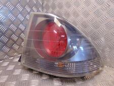 2001 Lexus IS200 Drivers Side Rear Light O/S/R Lamp