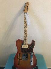 Vintage Lucky Buck Electric Guitar Joe Doe (CACTUS TEL SB)