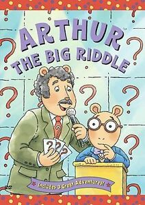 Arthur - The Big Riddle (DVD, 2005)