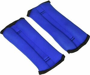 Tone Fitness HHA-TN002 Ankle/Wrist Weights, Pair, 1 lbs