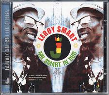 LEROY SMART  MR SMART IN DUB NEW CD £9.99