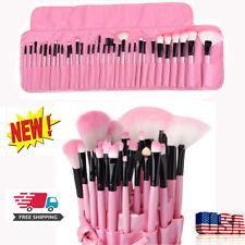 32Pcs Makeup Brushes Eyebrow Face Lip Pencil Brushes Tool Nice Woman Hot Set