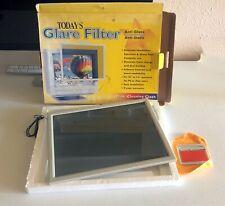 "New Anti-Glare, Anti-Static Screen Protector for 12"" to 15"" Monitors"