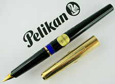 PELIKAN ROLLED GOLD M - Bella Stilografica Vintage Nuova! - Fountain Pen New!!