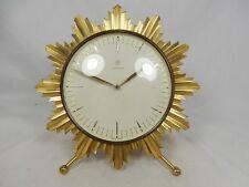 Schöne mechanische 50´s JUNGHANS Tischuhr desk clock    vom Uhrmacher überholt