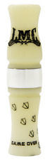 LYNCH MOB CALLS GAMEOVER ACRYLIC GOOSE CALL IVORY