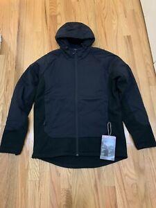 Mens Burton Snowboards Minturn Hybrid Jacket True Blk Htr Sz M NWT $169.95