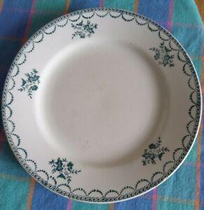 Assiette de collection St Amand Céranord France céramique d'art