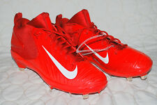 Nike Men's Size 11.5 Force Air Trout 3 Pro Metal Soccer Cleats 856498-667