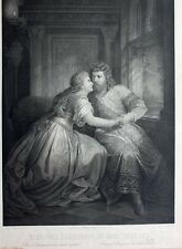 Lohengrin Elsa von Brabant Richard Wagner Liebe Brautgemach Hochzeit Mittelalter