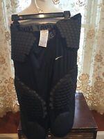 Men's Nike Pro Combat Dri Fit Padded Compression Girdle Shorts Football 4XL